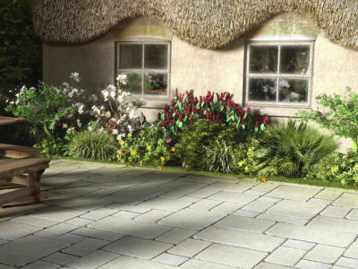 Beautiful and Attractive Makeover of Landscapes with Natural Stones