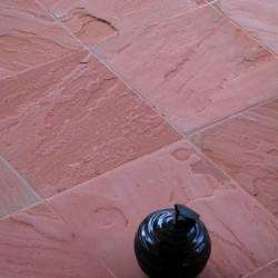 Red Sandstone – Antiqued